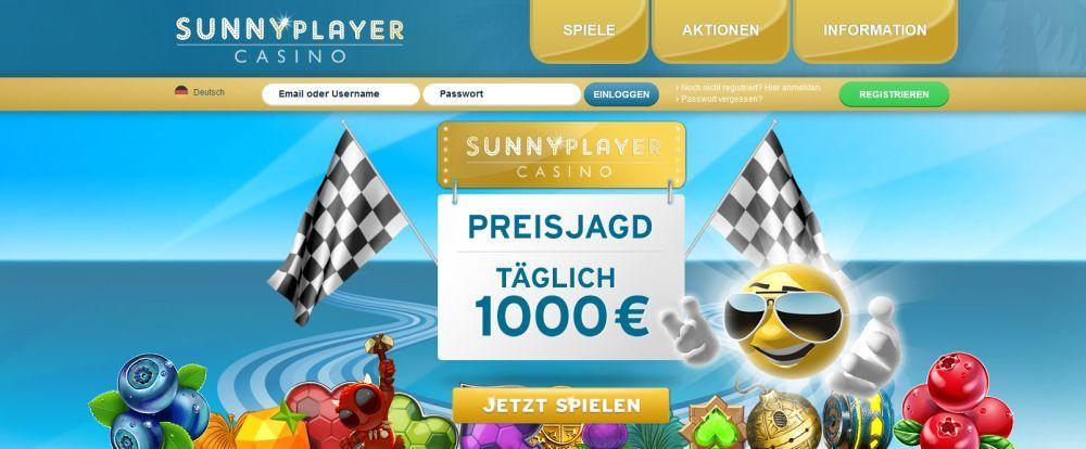 casino sunnyplayer